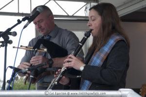 Nora Devine Stage, Linlithgow Folk Festival