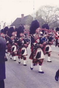 2 Bn Scots Guards, Windsor