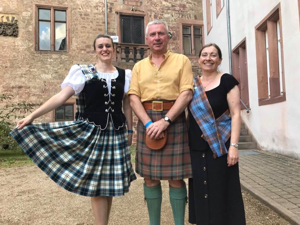Highland Dancer & Glenbervie Duo