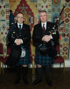 Steve Heys & Neil Clark