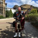 Neil at Edinburgh Uni